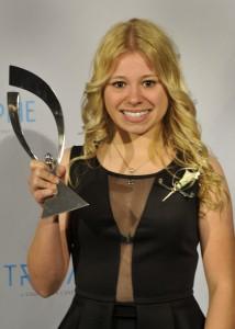 Frédérique Trudel - Sport individuel national 2014