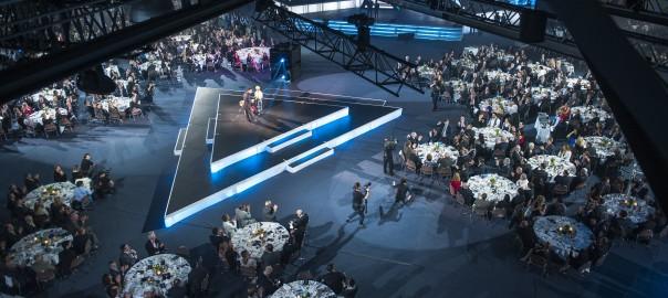 Salle 400 -  Centre des congrès de Québec