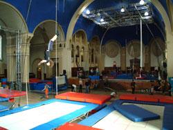 École de Cirque